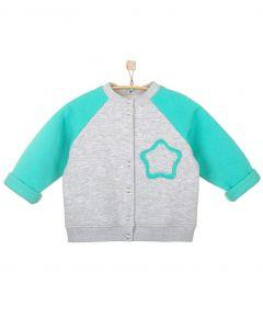 "Baby bomber jacket ""Star"""