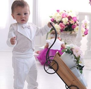 """Baby boy outfit """"Mr. Bow-tie"""""""