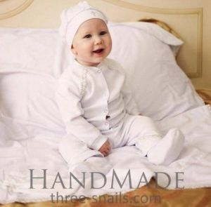 """Baptism outfits for boys """"Important day"""""""