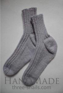 "Best wool socks""Grandmother's care"""