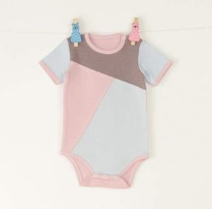 """Bodysuit for baby girl """"Three colors"""""""