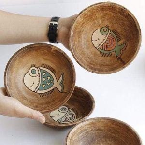 "Ceramic bowl ""Fish"""