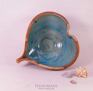 "Ceramic Bowl ""Heart"""