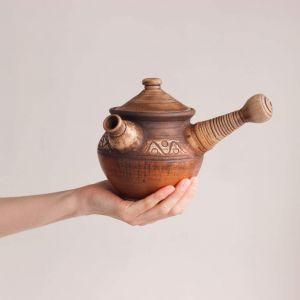 """Ceramic teapot """"Imagination"""""""