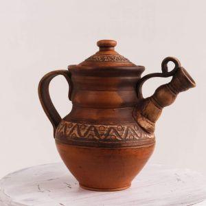"""Ceramics teapot """"Fragrant tea"""""""