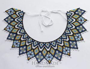 "Charm necklace ""Sunshine"""