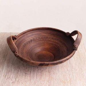 """Clay pan """"Holiday home"""""""