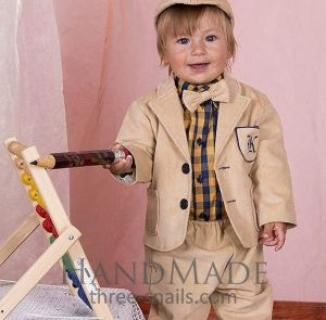 """Cool baby boy clothes """"Fashionmonger"""""""