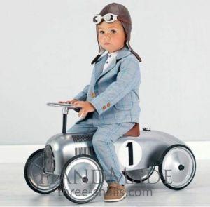 "Cute baby boy clothes ""Racer"""