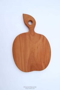 """Cutting board for meat """"Apple"""""""