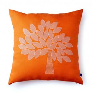 """Decorative couch cushion """"Little tree"""""""