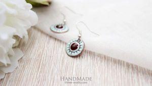 """Earrings for women """"Fairy tale"""""""