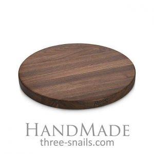 Edge Grain Walnut Cutting Board