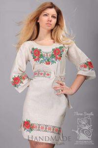 """Embroidered dress """"Jasmina"""""""