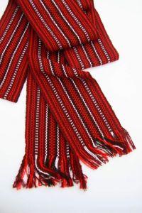 "Fabric belts for men ""Ethnic krajka"""