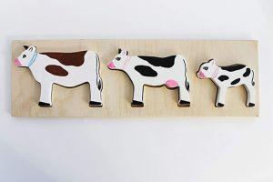 """Farm toys for fun """"Cows"""""""