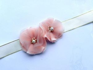 """Flower Boutonniere """"Soft touch"""""""