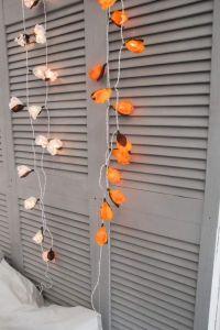 Flower light lanterns