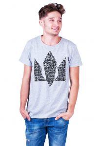 Grey Man T-shirt «Hymn»