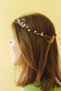 "Hair bands ""Spring"""