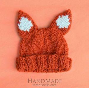 "Handmade baby clothes ""Cunning fox"""