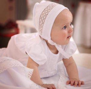 Handmade baby girl clothes