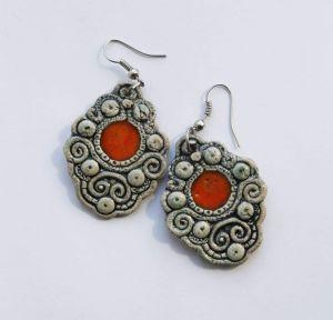 "Handmade earrings ""Antiquity"""
