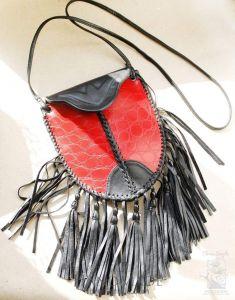 "Handmade leather bags ""Apache"""