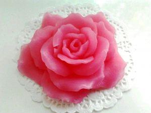 """Handmade natural soap """"Rose"""""""