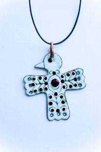 "Handmade pendants ""Bird"""