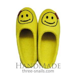 Happy feet slippers