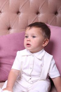 Infant boy suit In Style