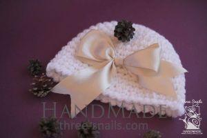 "Infant Hat ""Charming princess"""
