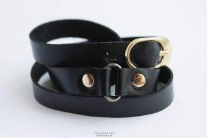 """Men's cuff bracelets """"Two whirls"""""""