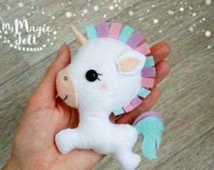 Mini Magic Unicorn Toy