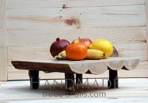 """Miniature fruit table """"Gifts of Nature"""""""