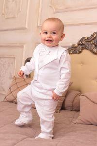 "Baby boy suit ""Bow-tie"""