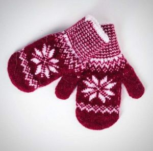 """Mittens for kids""""Fairy tale"""""""