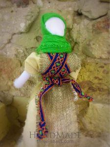 "Motanka doll ""Spring beauty"""