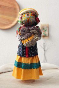 "Motanka doll ""Sun Energy"""