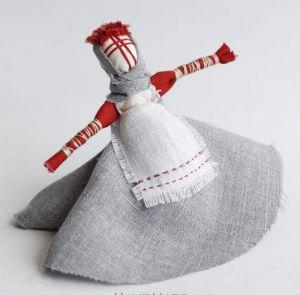 "Motanka doll talisman ""In good health"""