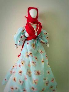 "Motanka doll ""The good lady"""