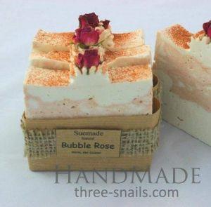 "Natural handmade soap  ""Romantic moment"""