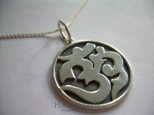 """Om pendant """"Sound of The Universe"""""""