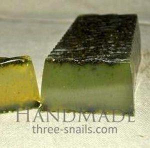 Organic Soap «Nettle and Burdock»