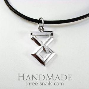 "Pendants jewelry handmade item ""Wolf"""