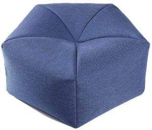 Pentagonal pouf outdoor