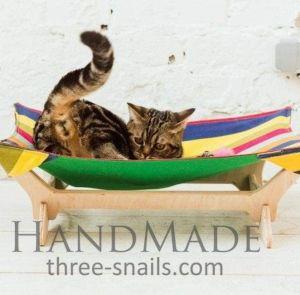 "Pets hammock ""Cat relax"""