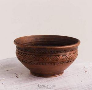"Pottery bowl  ""Сircle"""