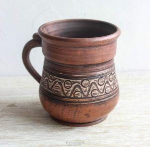 "Pottery mugs ""Mug of the winner"""